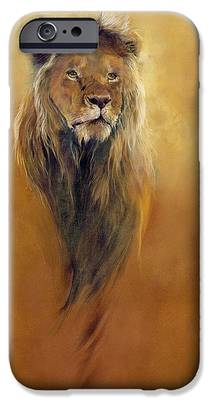Lion iPhone 6s Cases
