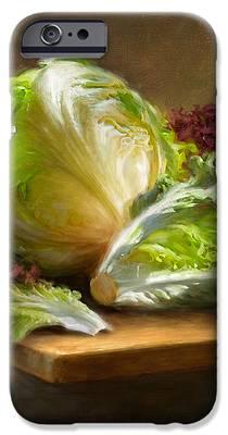 Lettuce IPhone 6s Cases