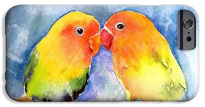 Lovebird IPhone 6s Cases