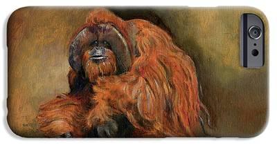 Orangutan iPhone 6s Cases