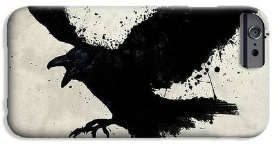 Raven IPhone 6s Cases