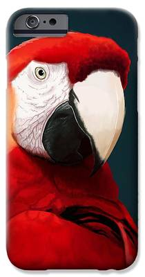 Parrot iPhone 6s Cases