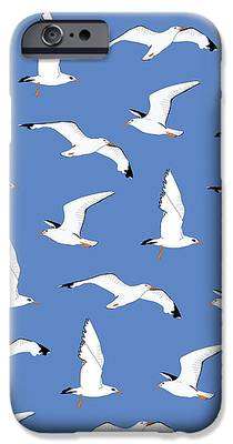Seagull iPhone 6s Cases