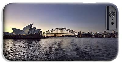 Sydney Skyline IPhone 6s Cases