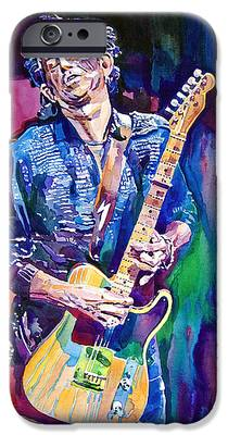 Keith Richards IPhone 6s Cases