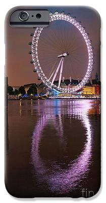 London Eye iPhone 6s Cases