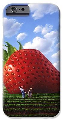 Strawberry IPhone 6s Cases
