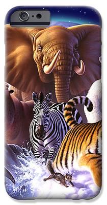 Squirrel iPhone 6s Cases
