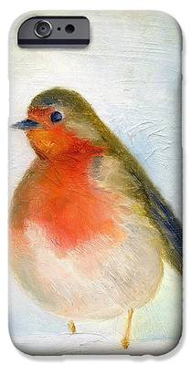 Robin iPhone 6s Cases