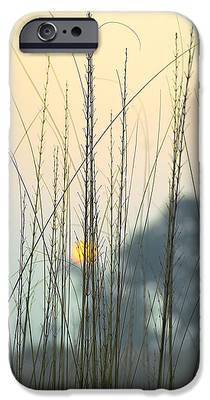 Grass Photographs iPhone 6s Cases