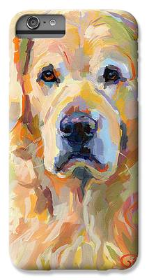 Golden Retriever IPhone 6s Plus Cases