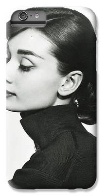 Audrey Hepburn IPhone 6s Plus Cases
