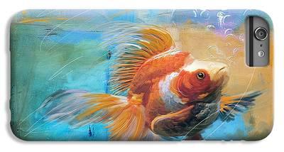 Goldfish iPhone 6s Plus Cases