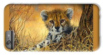Cheetah iPhone 6s Plus Cases