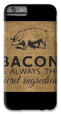 Pig iPhone 6s Plus Cases