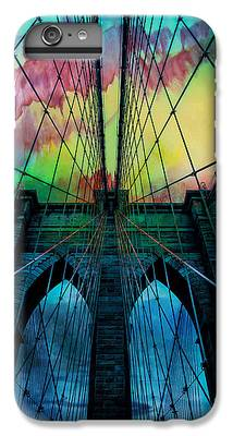 Brooklyn Bridge iPhone 6s Plus Cases