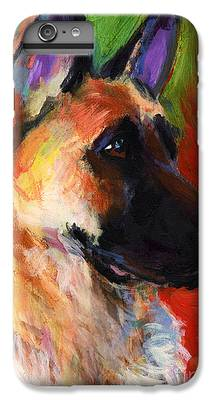 German Shepherd IPhone 6s Plus Cases