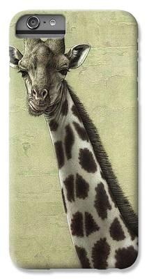 Giraffe iPhone 6s Plus Cases