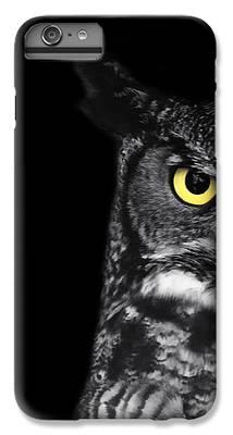 Owl IPhone 6s Plus Cases
