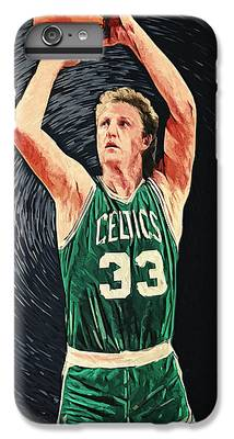 Larry Bird iPhone 6s Plus Cases
