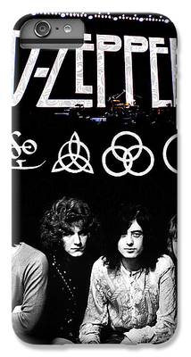 Led Zeppelin iPhone 6s Plus Cases