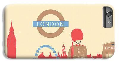 London Tube iPhone 6s Plus Cases