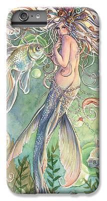Mermaid iPhone 6s Plus Cases