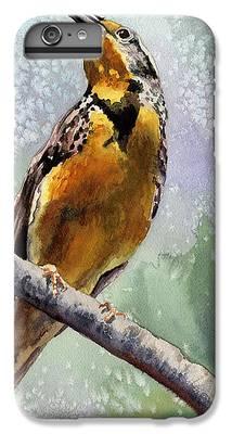 Meadowlark IPhone 6s Plus Cases