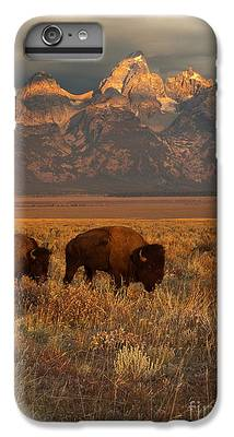 Bison iPhone 6s Plus Cases