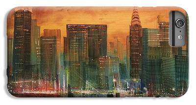City Scene IPhone 6s Plus Cases