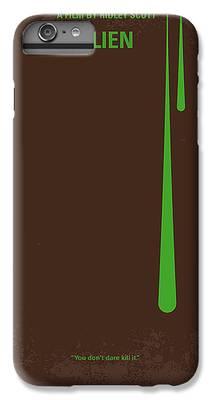 Aliens iPhone 6s Plus Cases