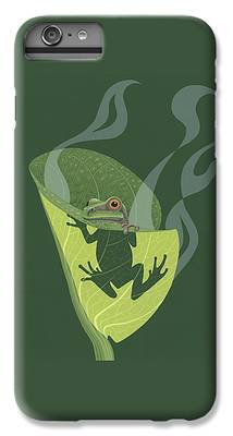 Amphibians IPhone 6s Plus Cases