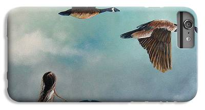 Geese IPhone 6s Plus Cases