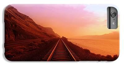 Train iPhone 6s Plus Cases