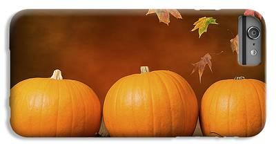 Pumpkin iPhone 6s Plus Cases