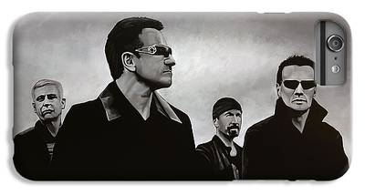 Bono iPhone 6s Plus Cases