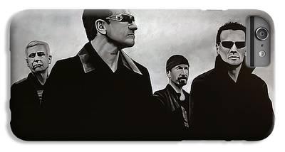 U2 IPhone 6s Plus Cases