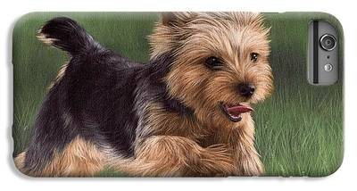 Yorkshire Terrier IPhone 6s Plus Cases