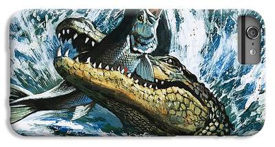 Alligator iPhone 6s Plus Cases