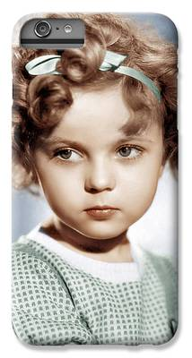 Shirley Temple IPhone 6s Plus Cases
