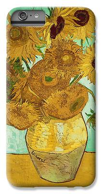 Sunflower iPhone 6s Plus Cases