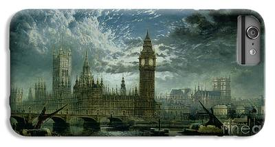 Westminster Abbey iPhone 6s Plus Cases