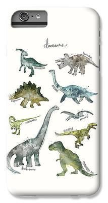 Dinosaur iPhone 6s Plus Cases