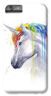 Unicorn IPhone 6s Plus Cases