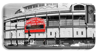 Wrigley Field iPhone 6s Plus Cases