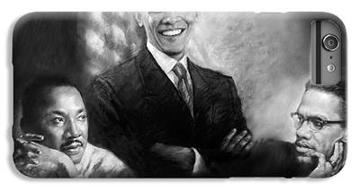 Barack Obama iPhone 6s Plus Cases
