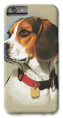 Beagle IPhone 6s Plus Cases