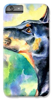 Doberman Pinscher IPhone 6s Plus Cases