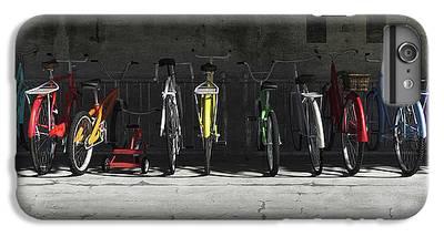 Bicycle iPhone 6s Plus Cases