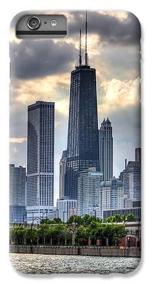 Hancock Building iPhone 6s Plus Cases